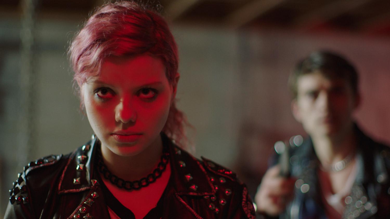 Chloë Levine - The Ranger (2018)