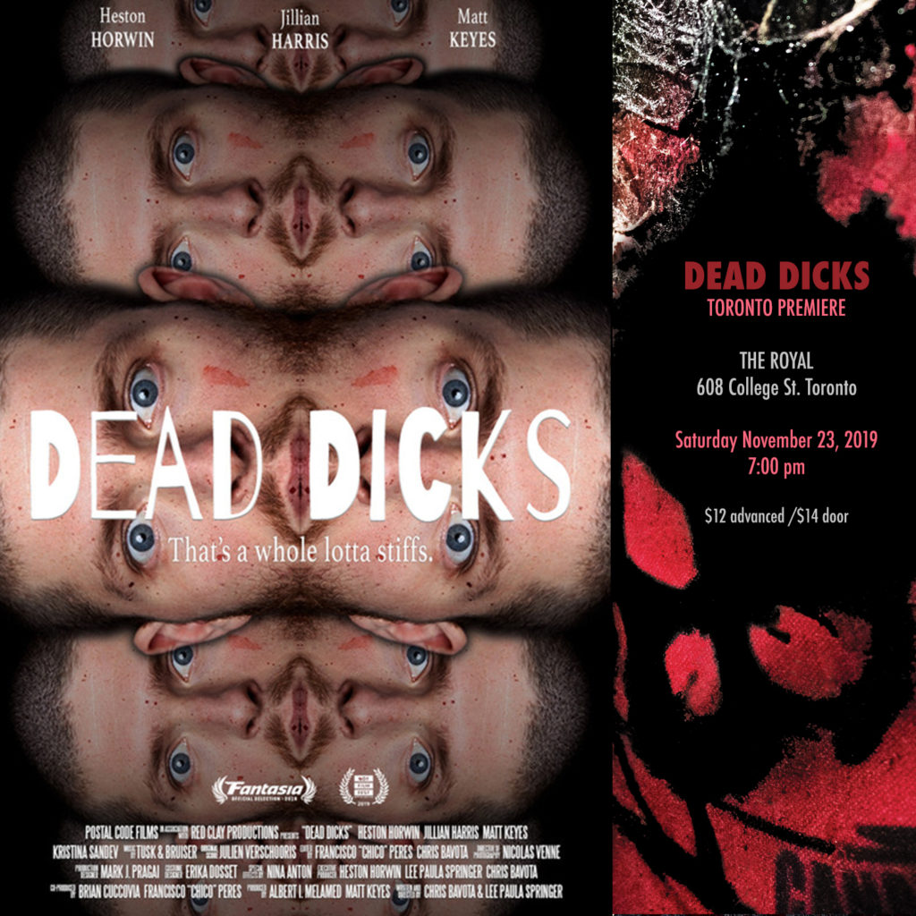 Dead Dicks - Blood In The Snow 2019