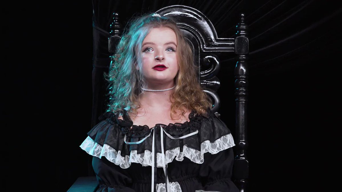 Milly Shapiro (Charlie in Hereditary) Exclusive Interview About Dragula, Lolita Fashion And Being A Horror Movie Icon