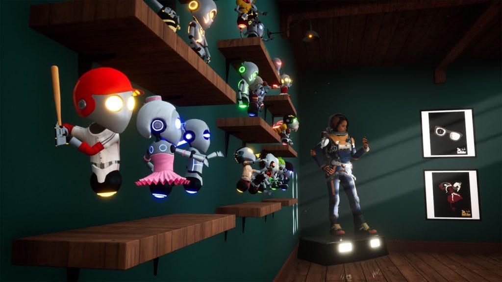 Terra Virtual Fancave