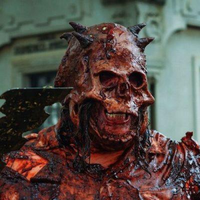 skull the mask